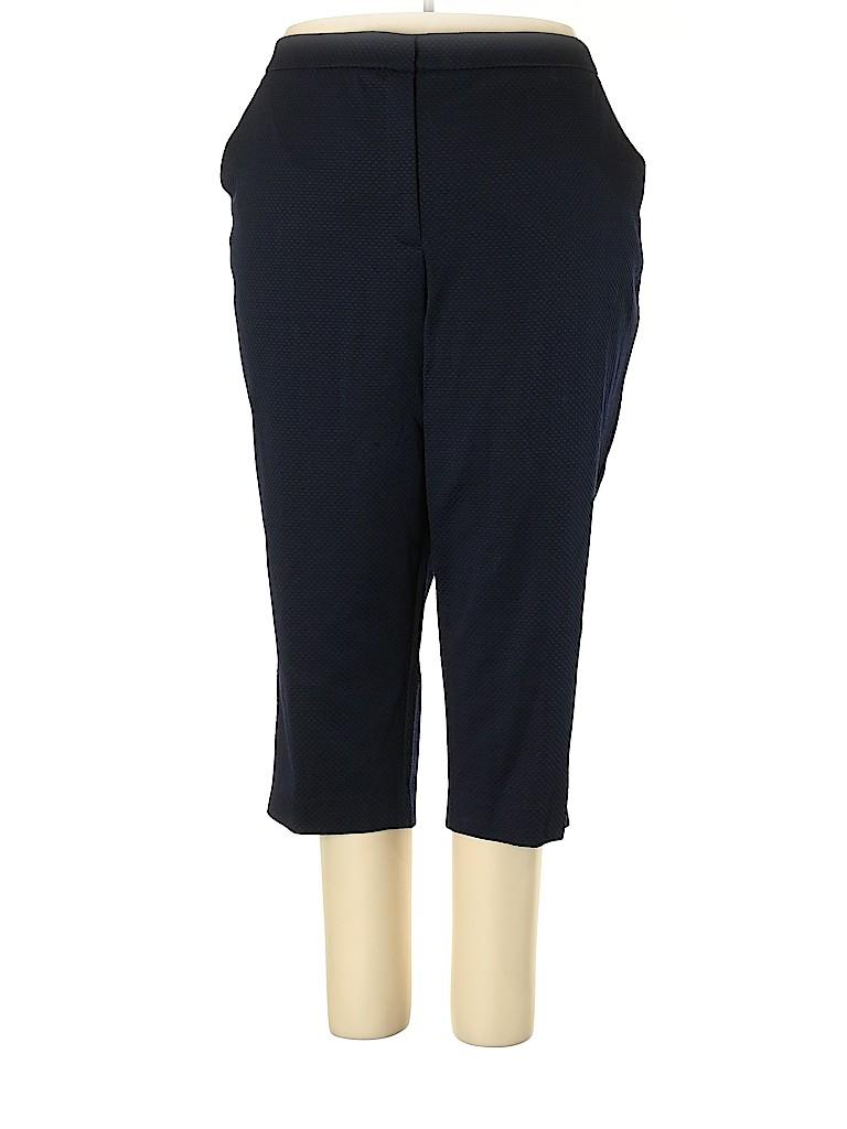 NANETTE Nanette Lepore Women Dress Pants Size 24W (Plus)