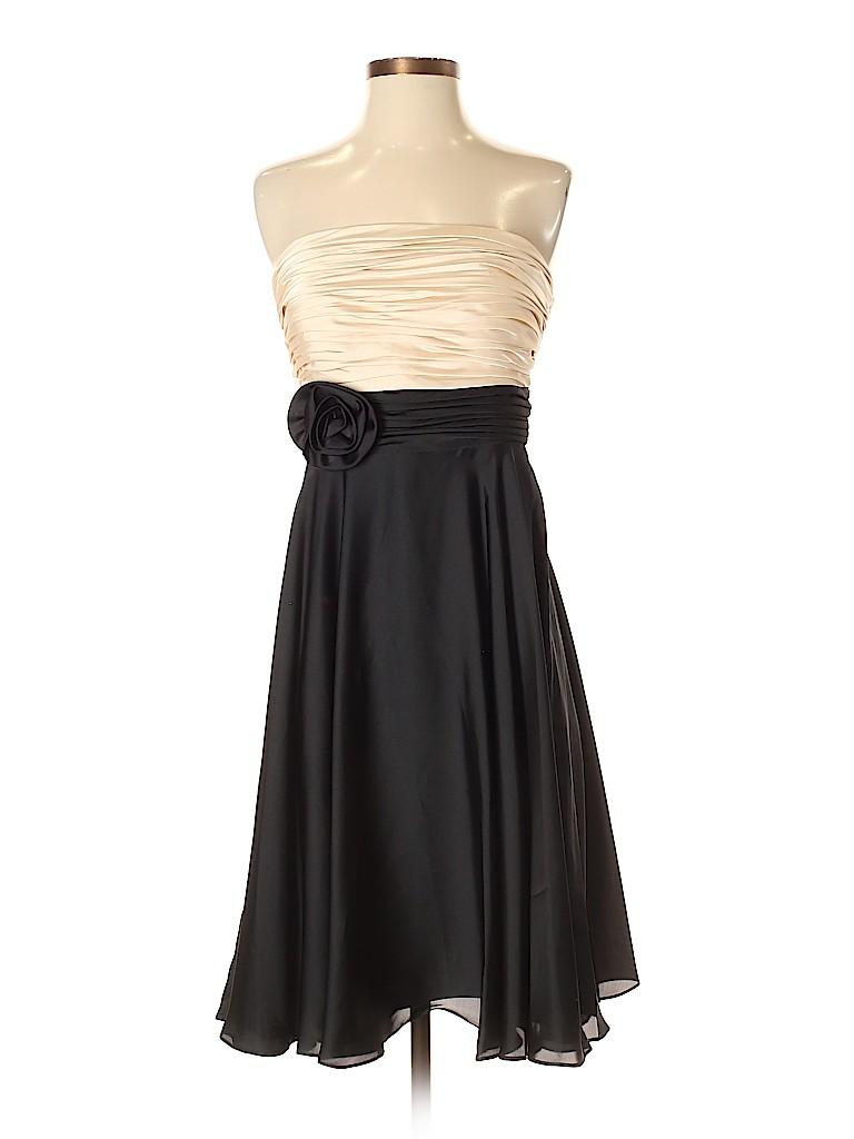 JS Collection Women Cocktail Dress Size 4