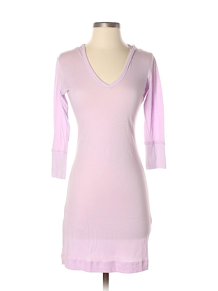 c47da8c4deb Bobi 100% Cotton Solid Light Purple Pullover Hoodie Size S - 55% off ...