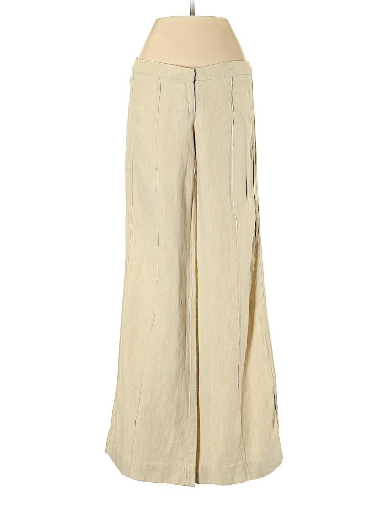 Marciano Women Linen Pants Size 2