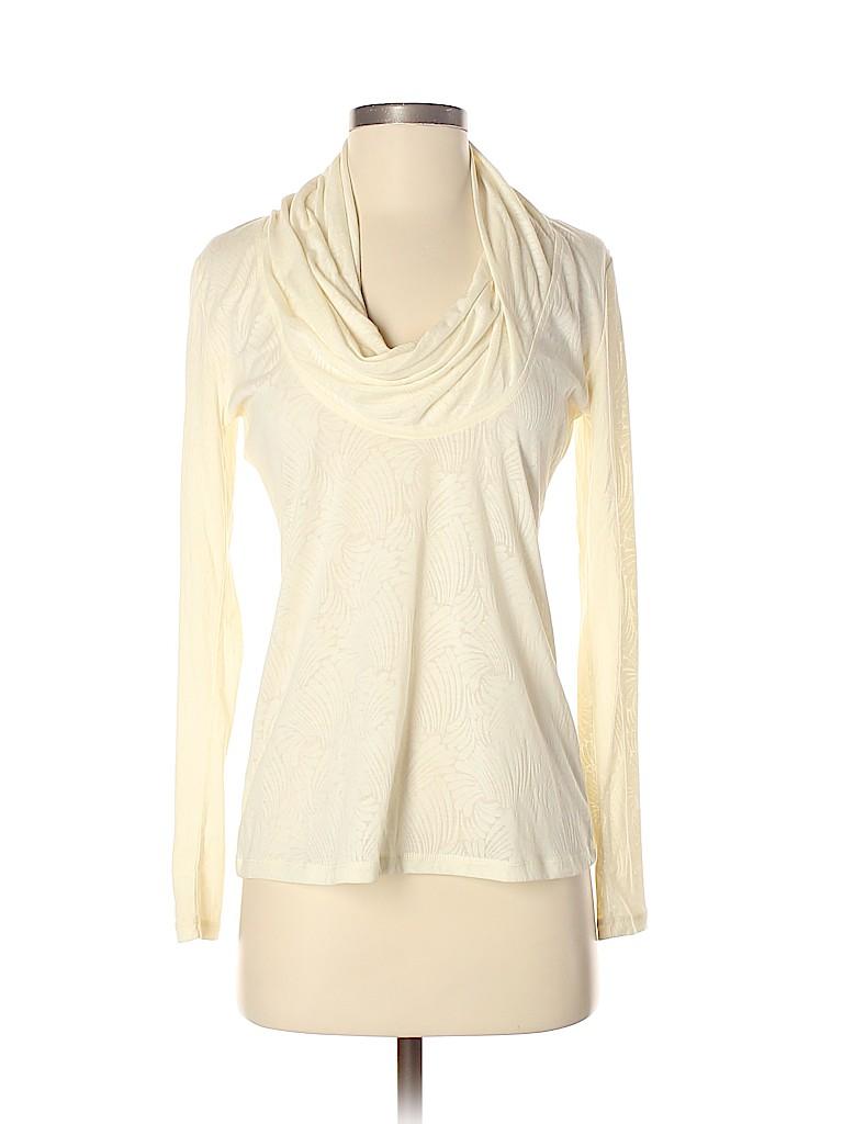 Kial Women Long Sleeve Top Size S