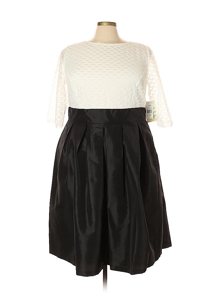 Sangria Women Cocktail Dress Size 22W (Plus)