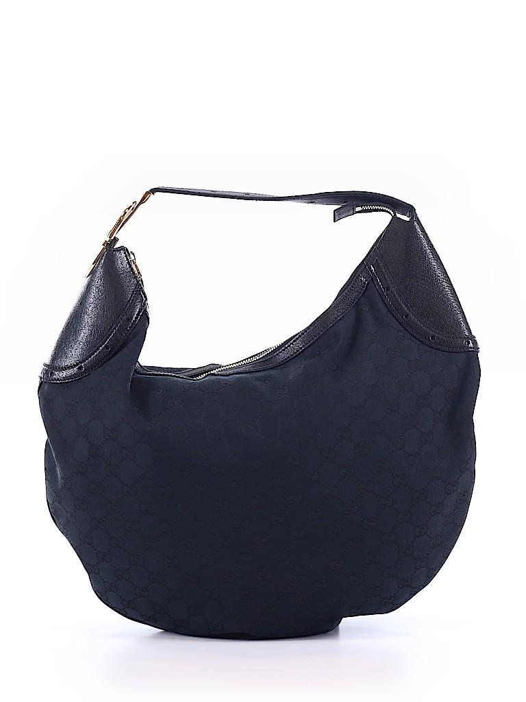 862ae9cdc0a3 Gucci Print Black Hobo One Size - 64% off | thredUP