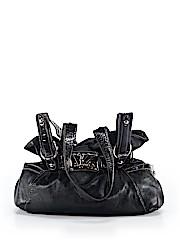 Kathy Van Zeeland Leather Shoulder Bag