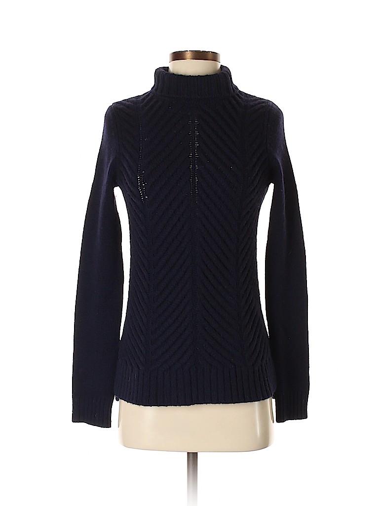 Vince. Women Turtleneck Sweater Size XXS