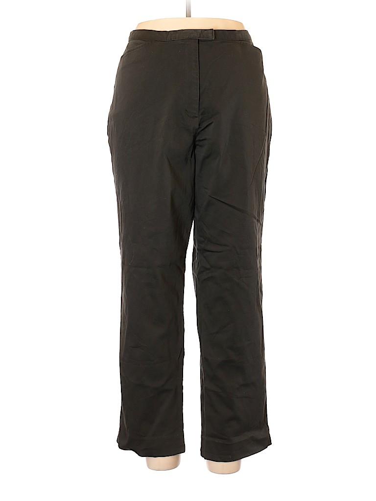 Faded Glory Women Casual Pants Size 20W (Plus)