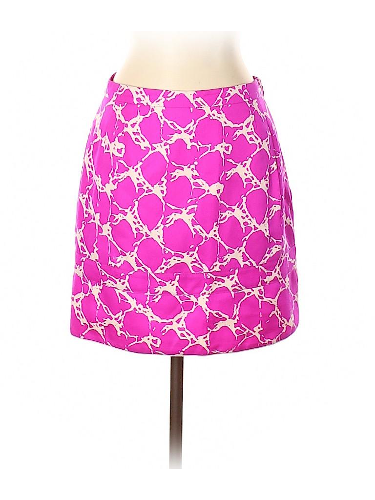 Balenciaga Women Silk Skirt Size 36 (EU)