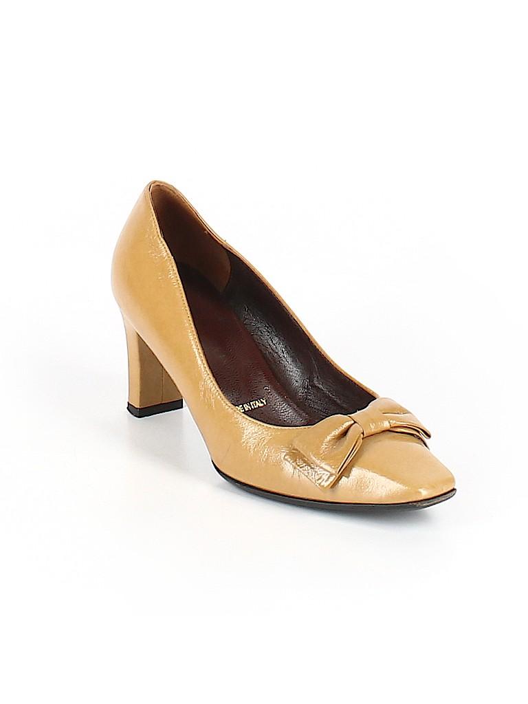 Bruno Magli Women Heels Size 37.5 (EU)