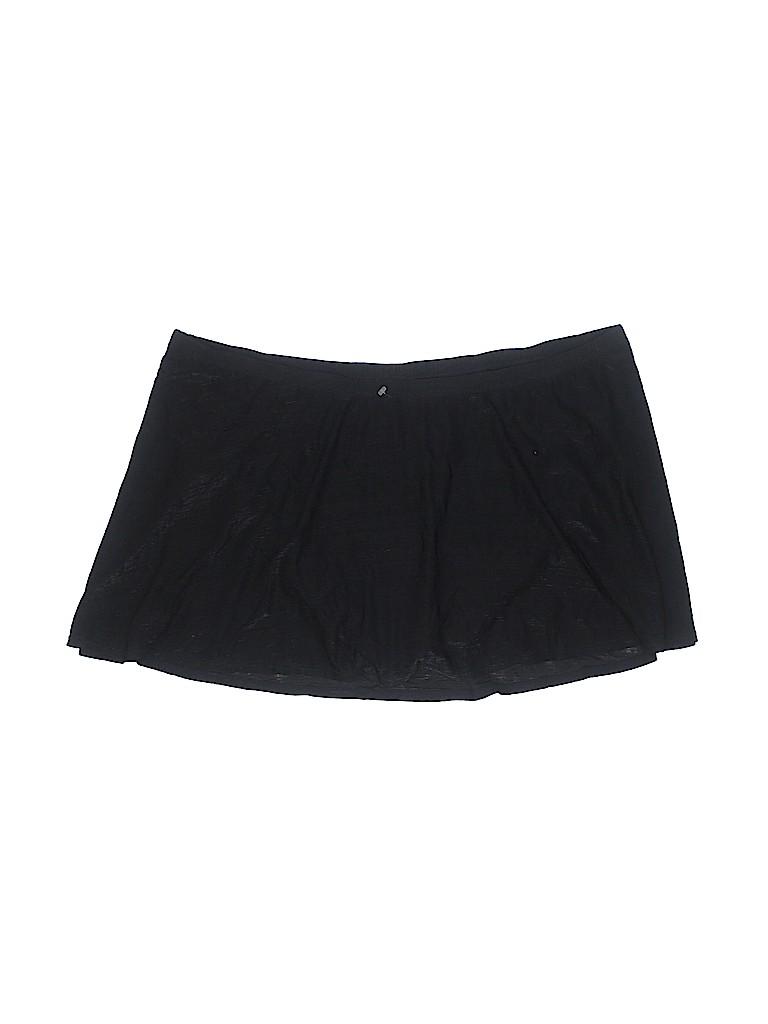 White Stag Women Swimsuit Bottoms Size 3X (Plus)