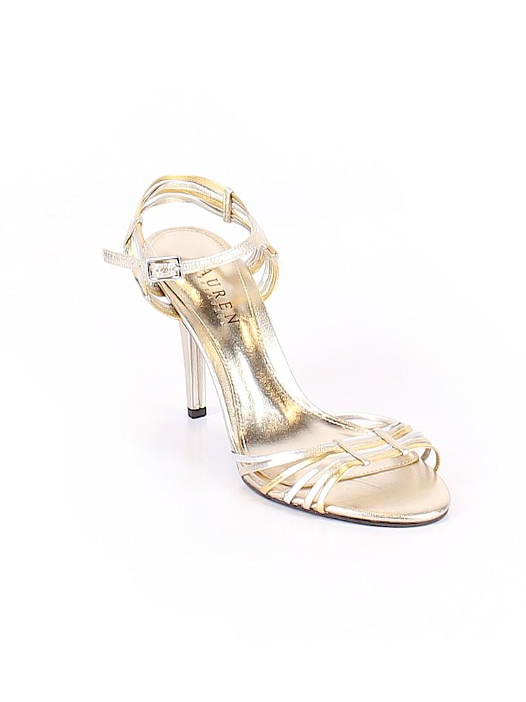 Lauren by Ralph Lauren Women Heels Size 7 1/2