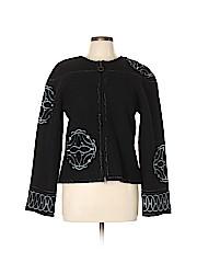 Covelo Clothing Co Silk Cardigan