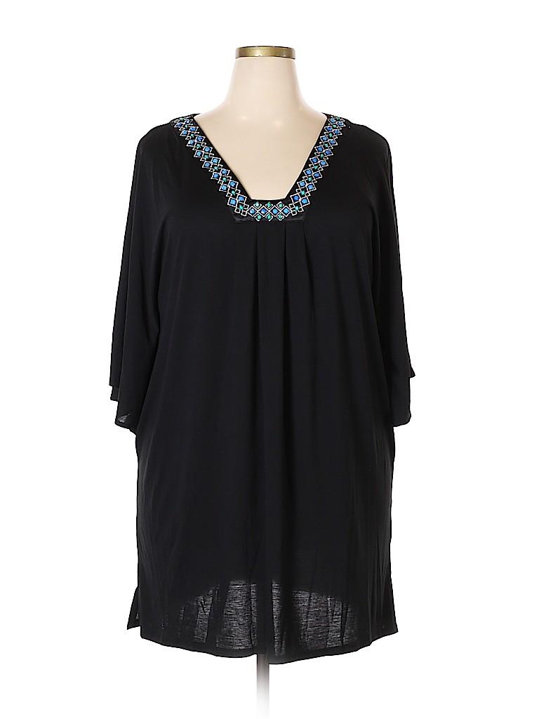 Dotti Women Casual Dress Size 1X (Plus)