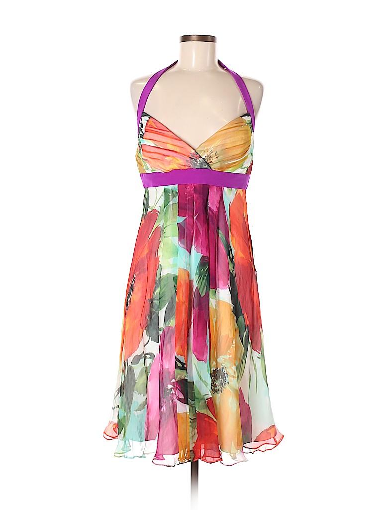 Badgley Mischka Women Casual Dress Size 8