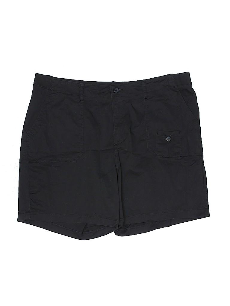 Lee Women Shorts Size 18 (Plus)