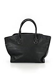 J. McLaughlin Leather Satchel