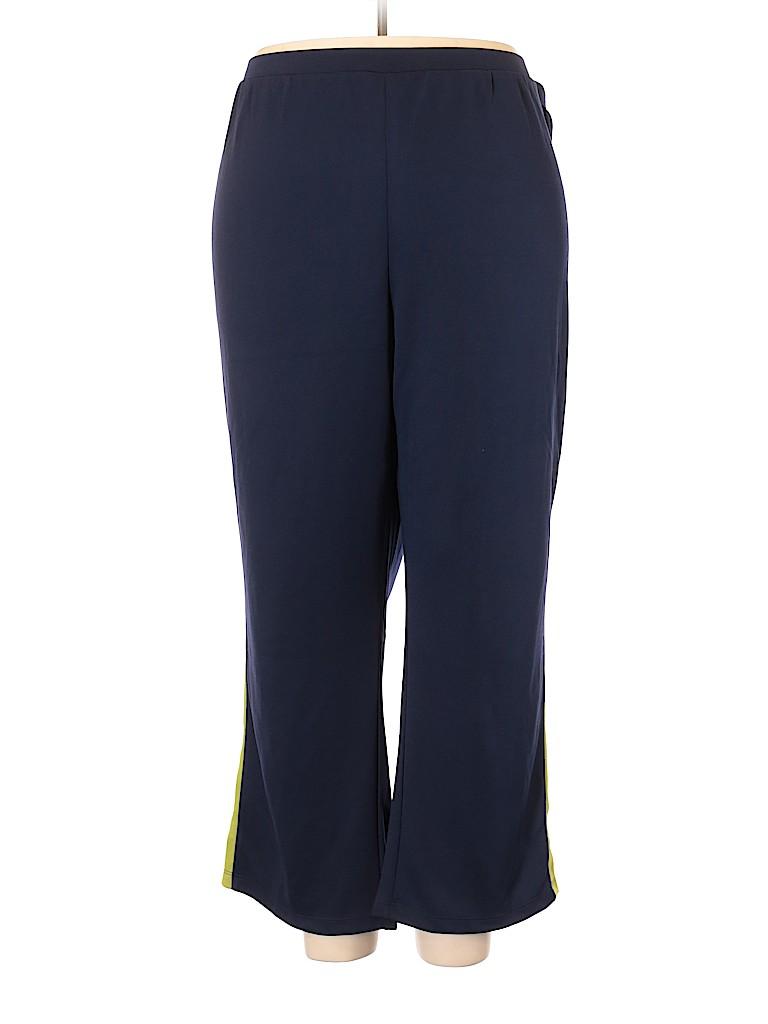 Liz & Me Women Casual Pants Size 4X (Plus)