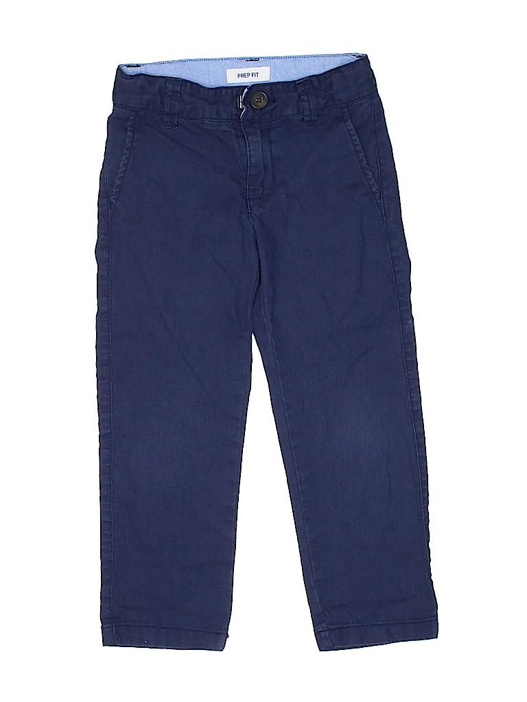 Gymboree Boys Linen Pants Size 4