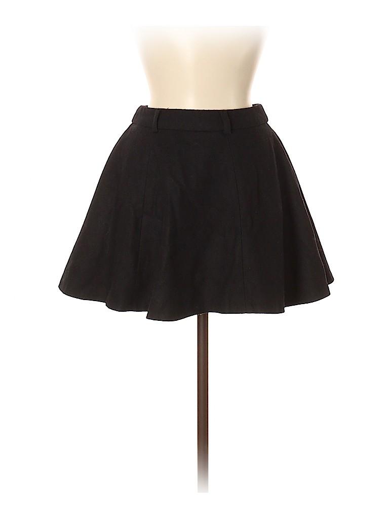 ASOS Women Wool Skirt Size 6