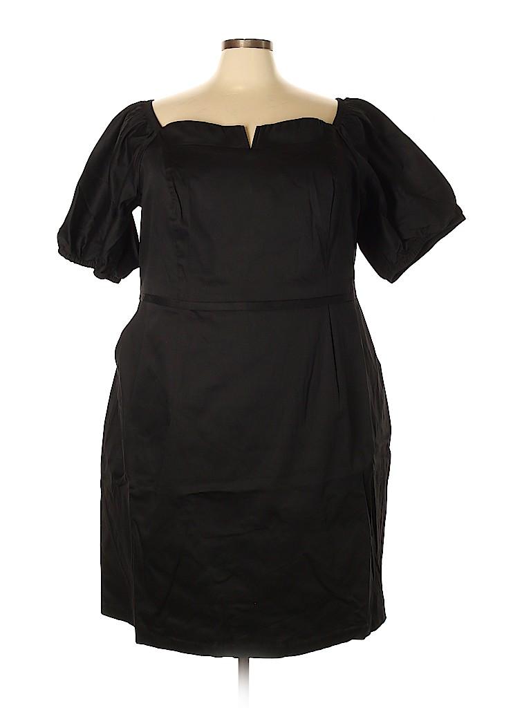 City Chic Women Cocktail Dress Size 24 Plus (XXL) (Plus)