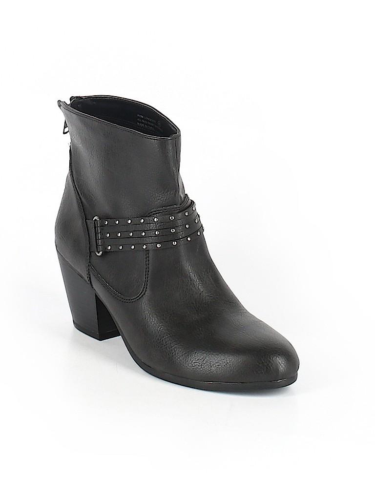 Aerosoles Women Ankle Boots Size 10 1/2