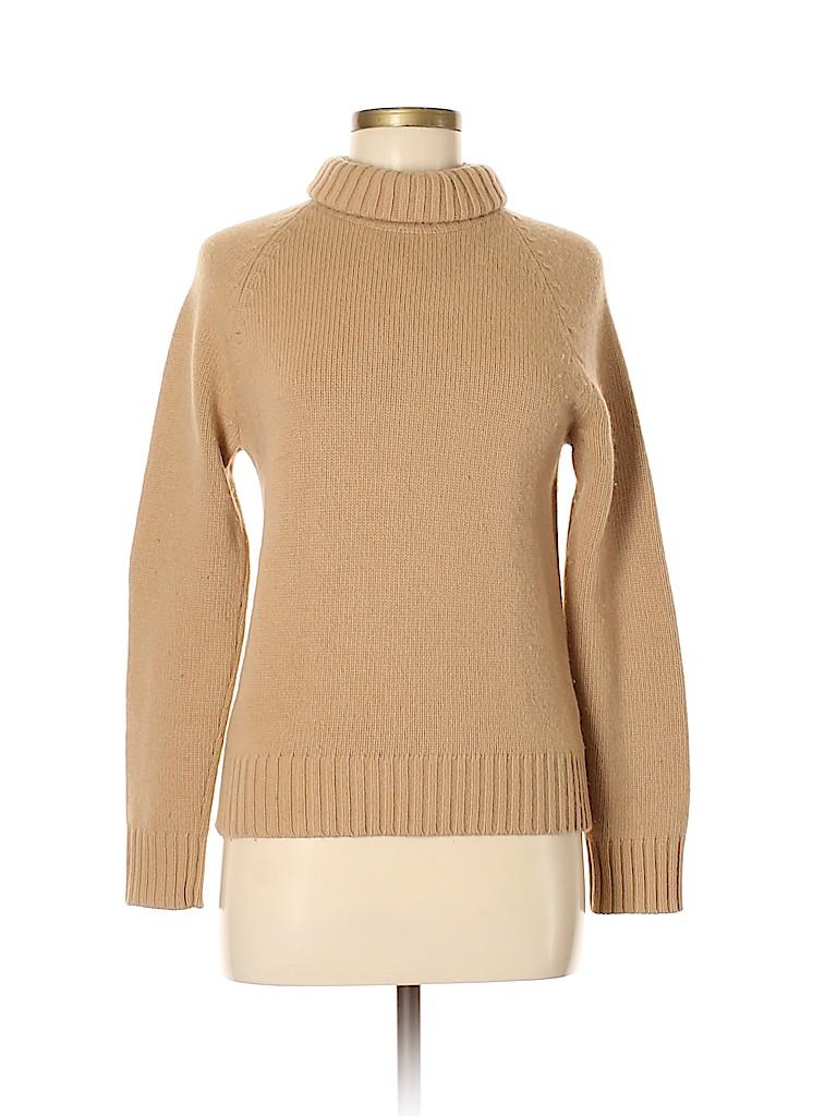 Lauren by Ralph Lauren Women Wool Pullover Sweater Size M