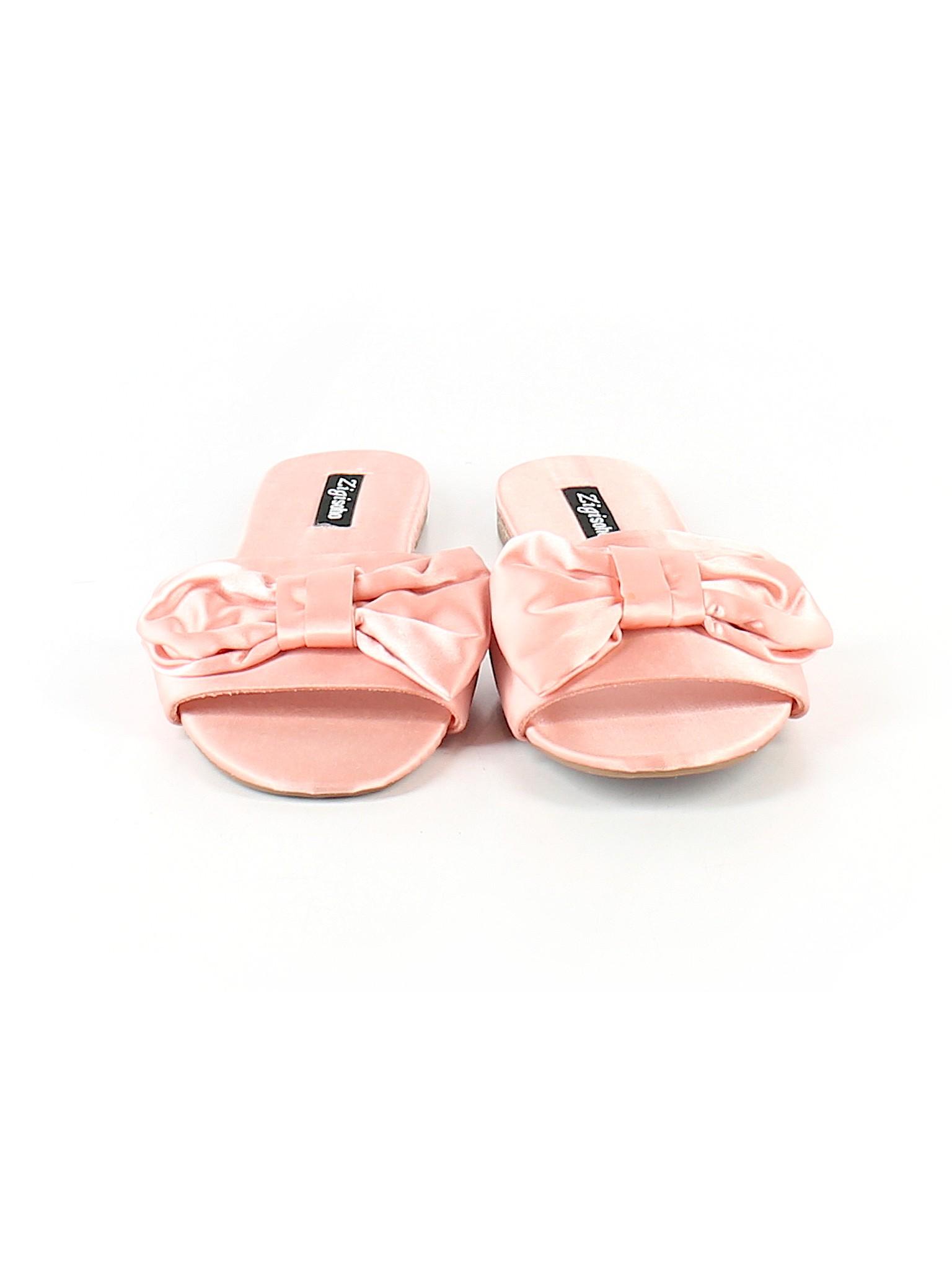 4efb2116c593 Zigi Soho Solid Light Pink Sandals Size 8 1 2 - 62% off