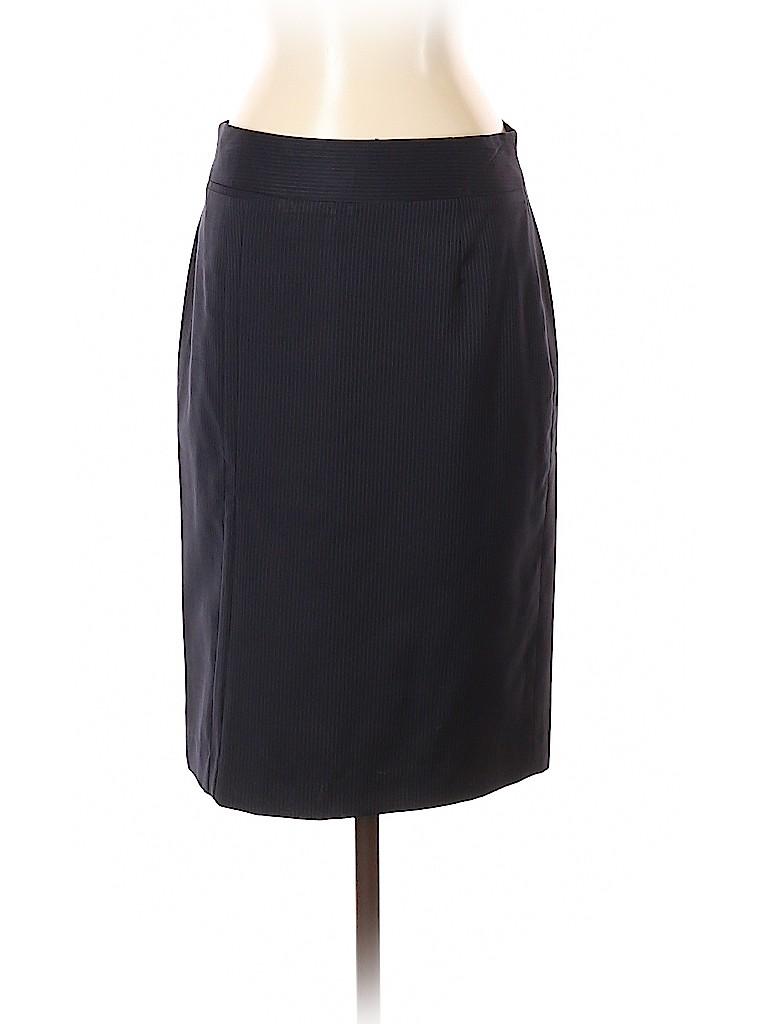 J. Crew Women Wool Skirt Size 4