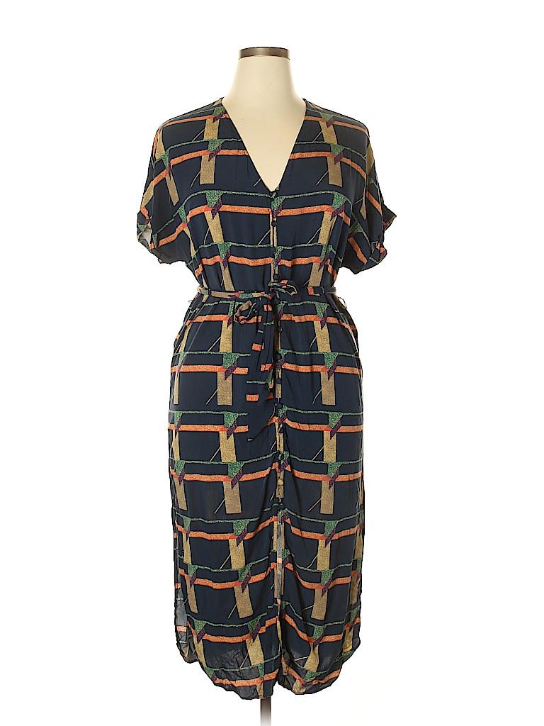 Entro Women Casual Dress Size L