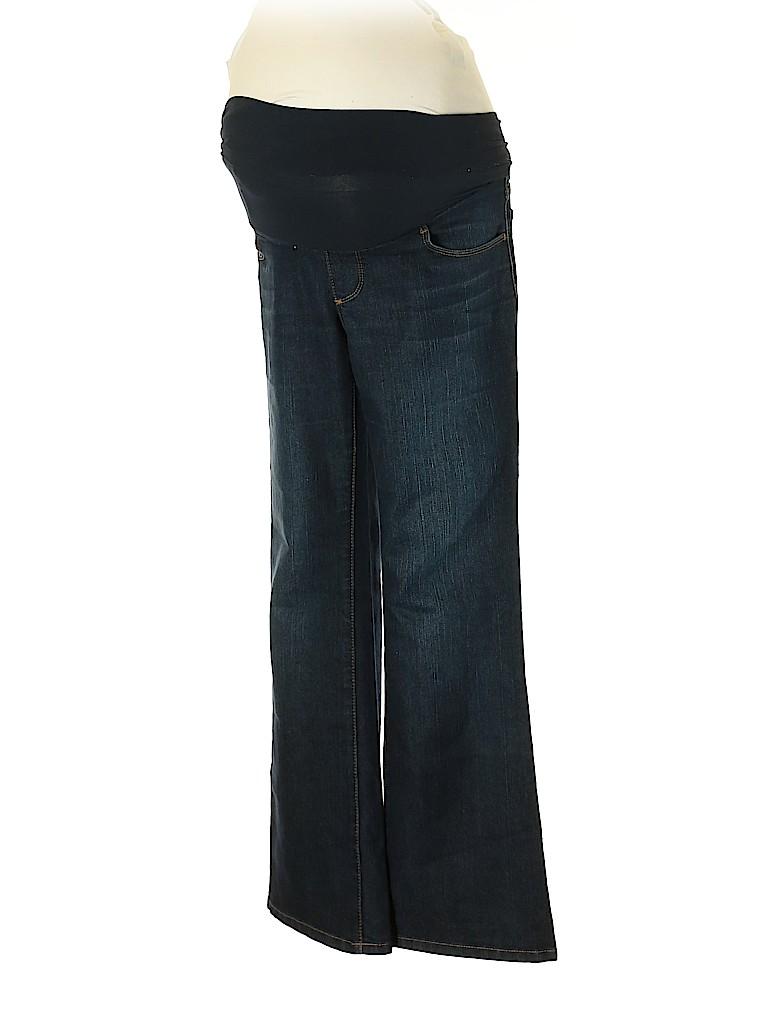 Indigo Blue Women Jeans Size PXS Maternity (Maternity)