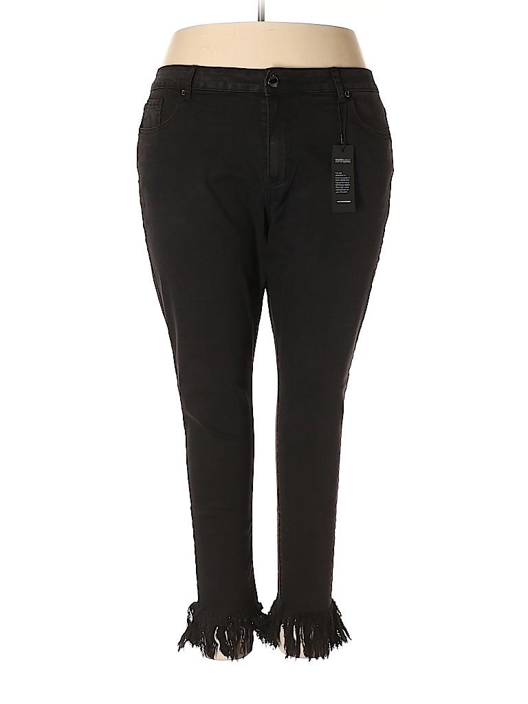 City Chic Women Jeans Size 20 (Plus)