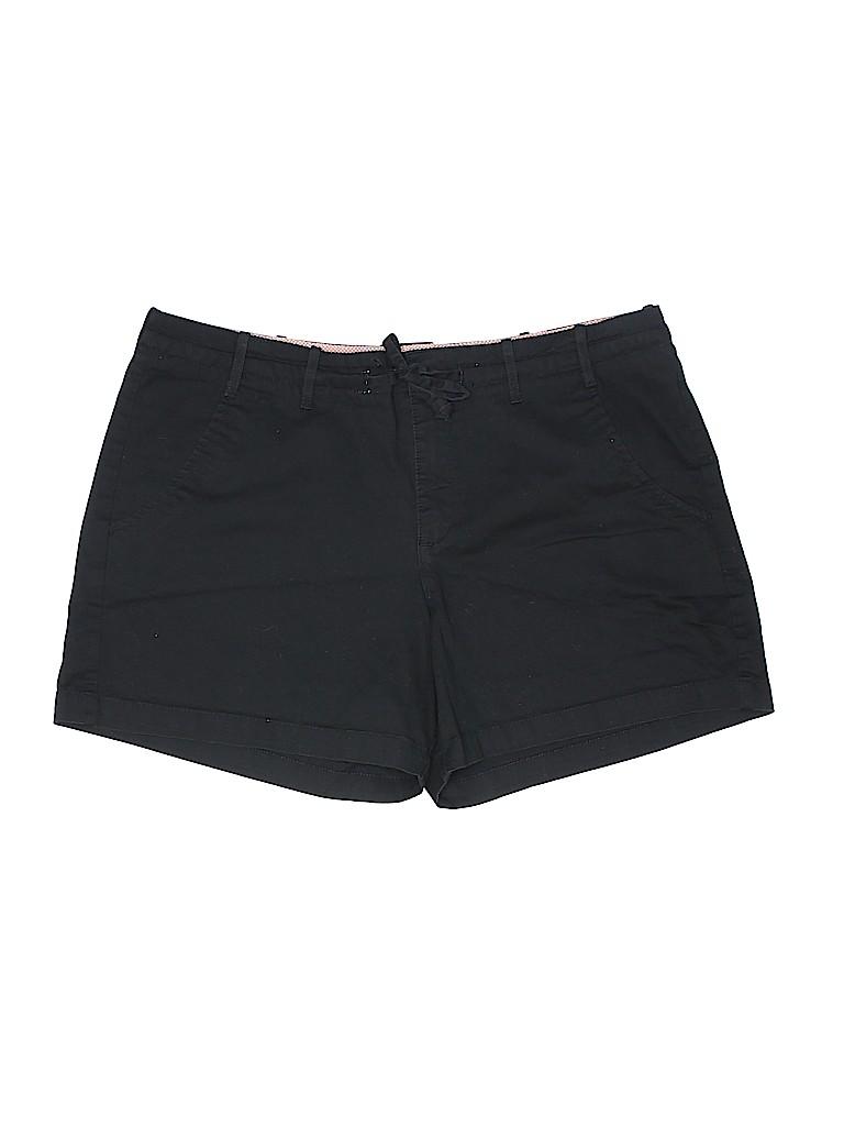Lee Women Khaki Shorts Size 16