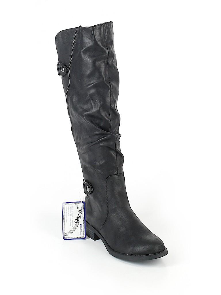 White Mountain Women Boots Size 6