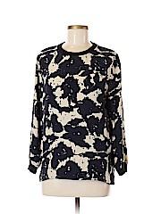 Brochu Walker Long Sleeve Silk Top