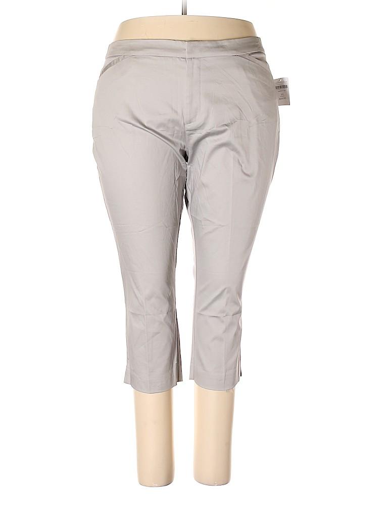 Coldwater Creek Women Khakis Size 20 (Plus)