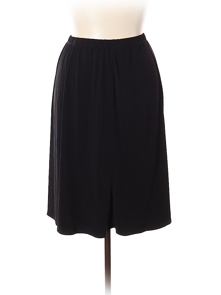 Element Women Casual Skirt Size 1X (Plus)