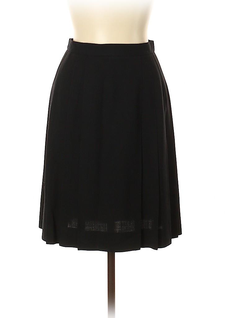 Talbots Women Wool Skirt Size 10