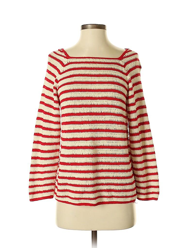 Lauren Moffatt Women Pullover Sweater Size S