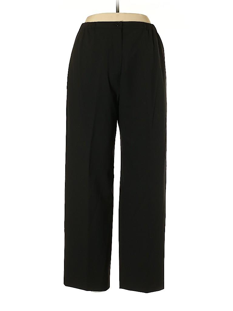 Max Mara Women Wool Pants Size 12