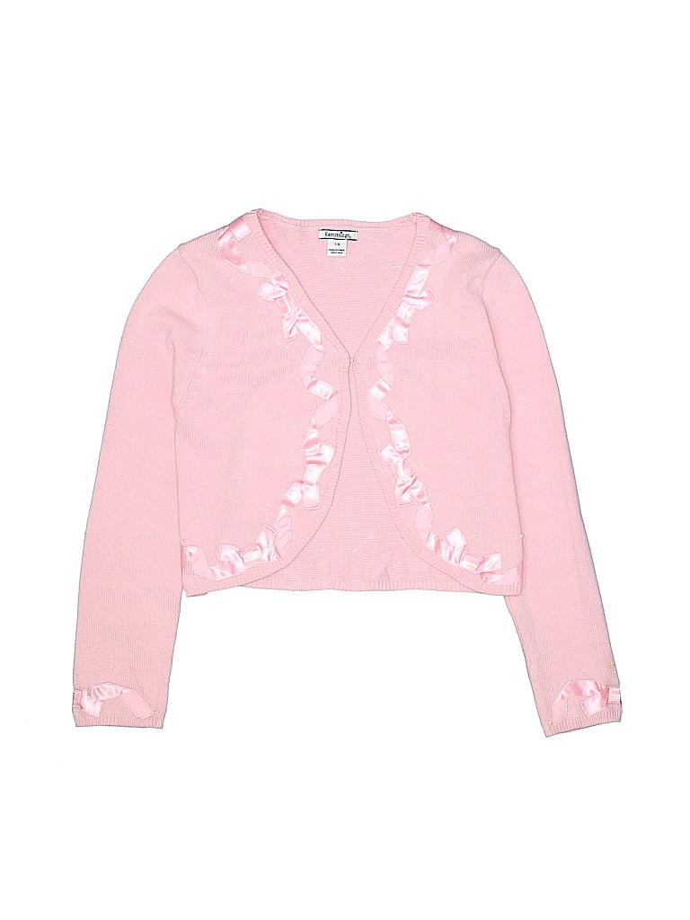 Hartstrings Girls Wool Pullover Sweater Size 7 - 8