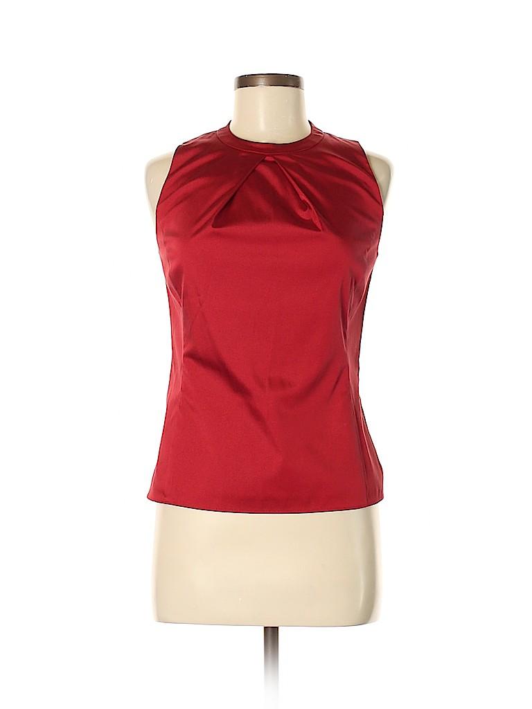 Etcetera Women Sleeveless Blouse Size 6