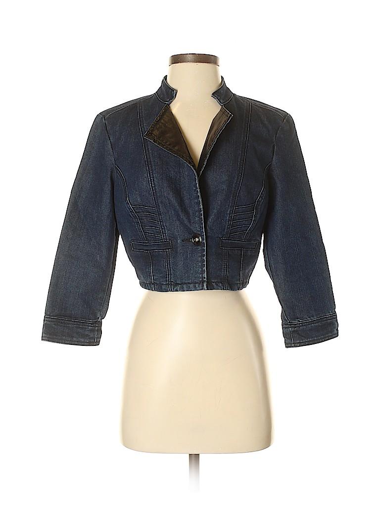 JW (JW Style) Women Denim Jacket Size S