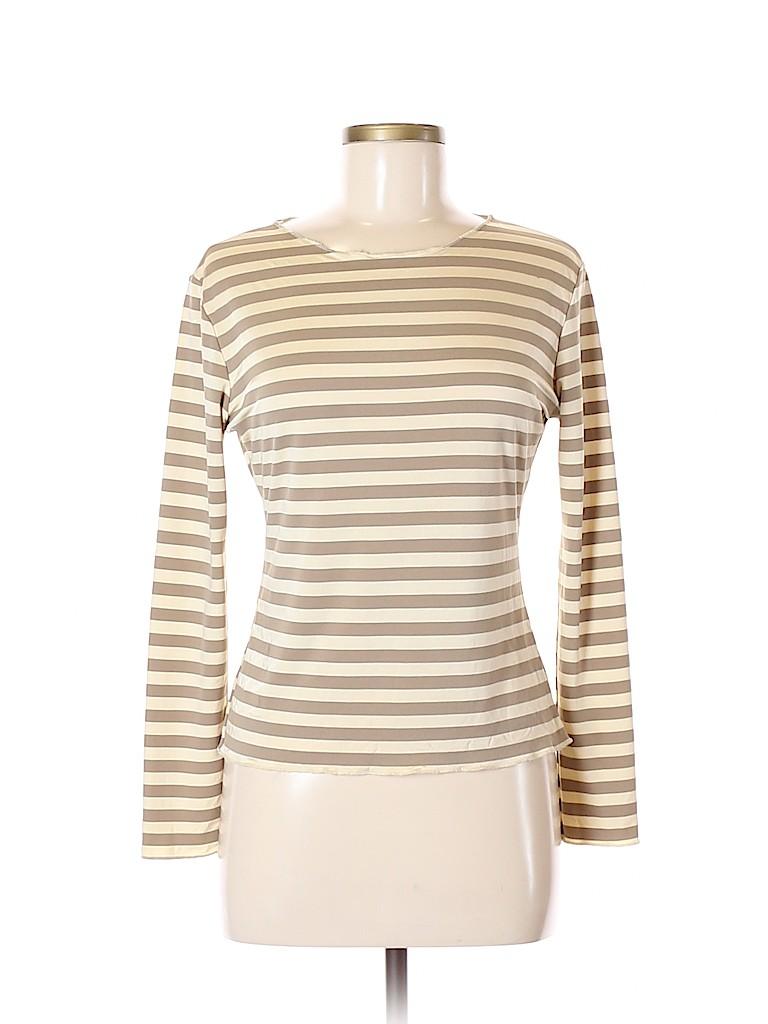 Harve Benard by Benard Holtzman Women Long Sleeve Top Size M
