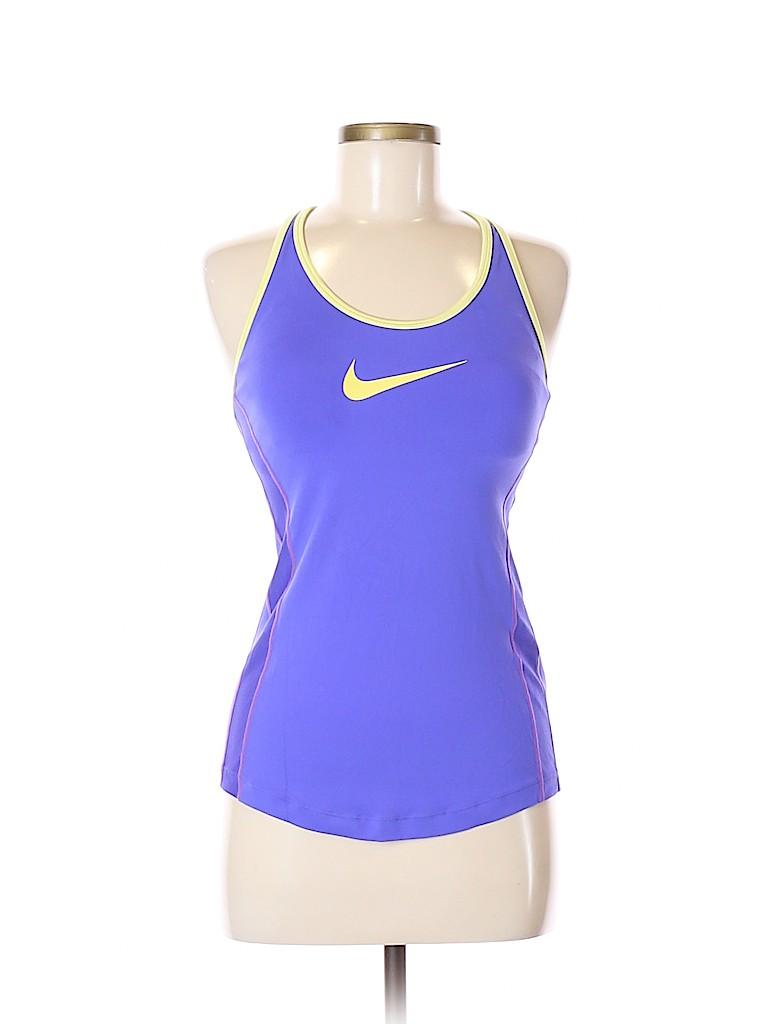 Nike Women Active Tank Size M