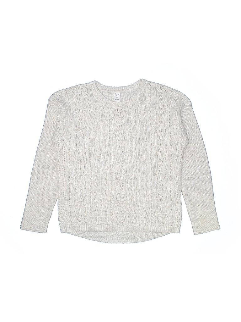 OshKosh B'gosh Girls Pullover Sweater Size 14