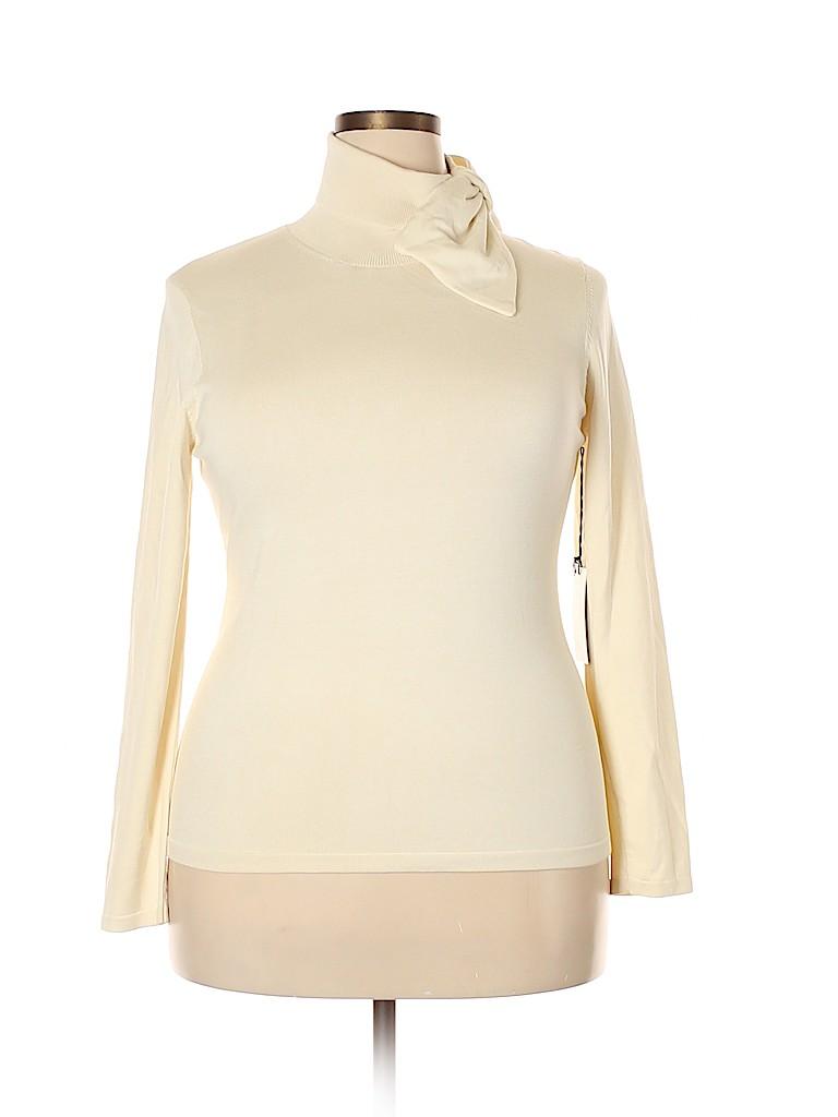 Carlisle Women Pullover Sweater Size XXL
