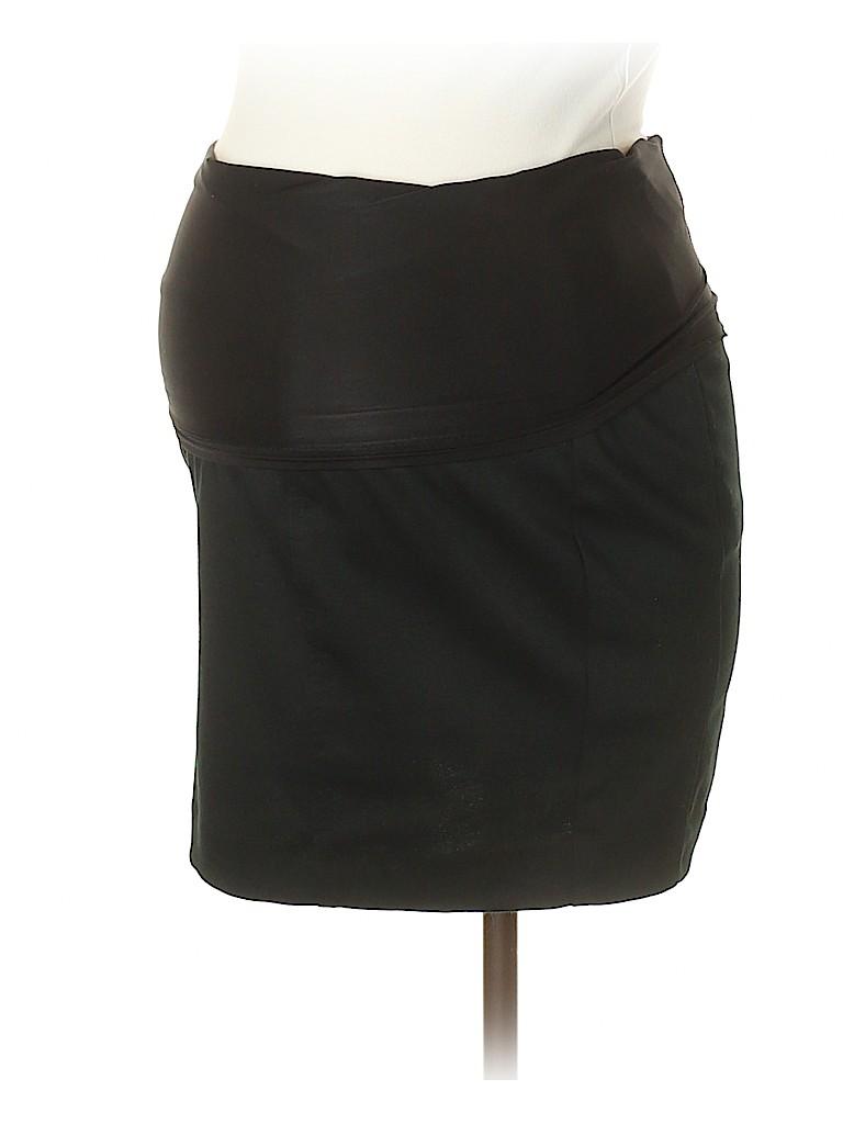 Liz Lange Maternity Women Casual Skirt Size M (Maternity)