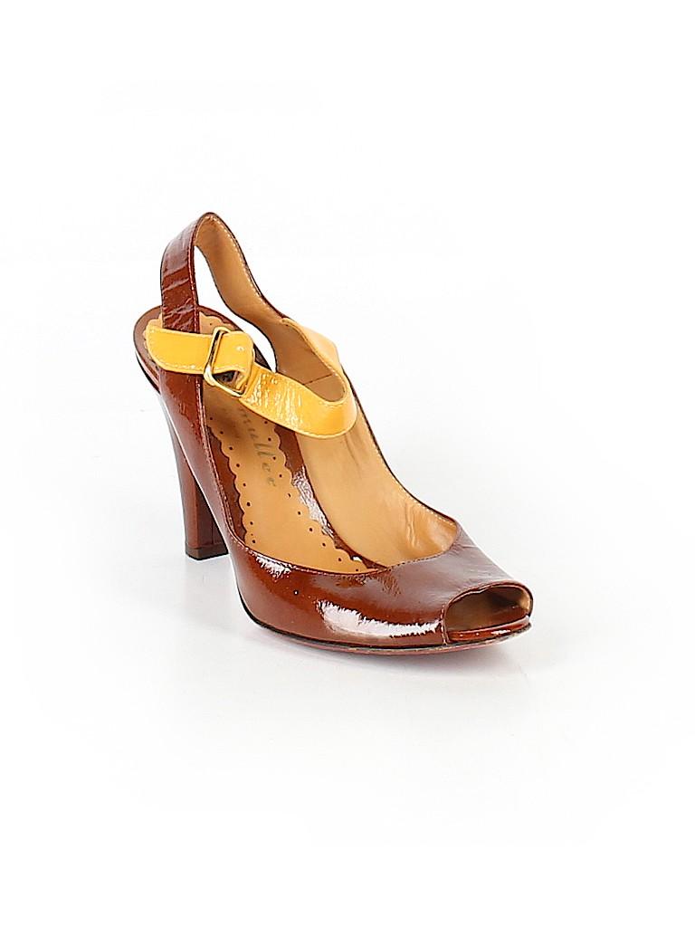 Bettye Muller Women Heels Size 38.5 (EU)