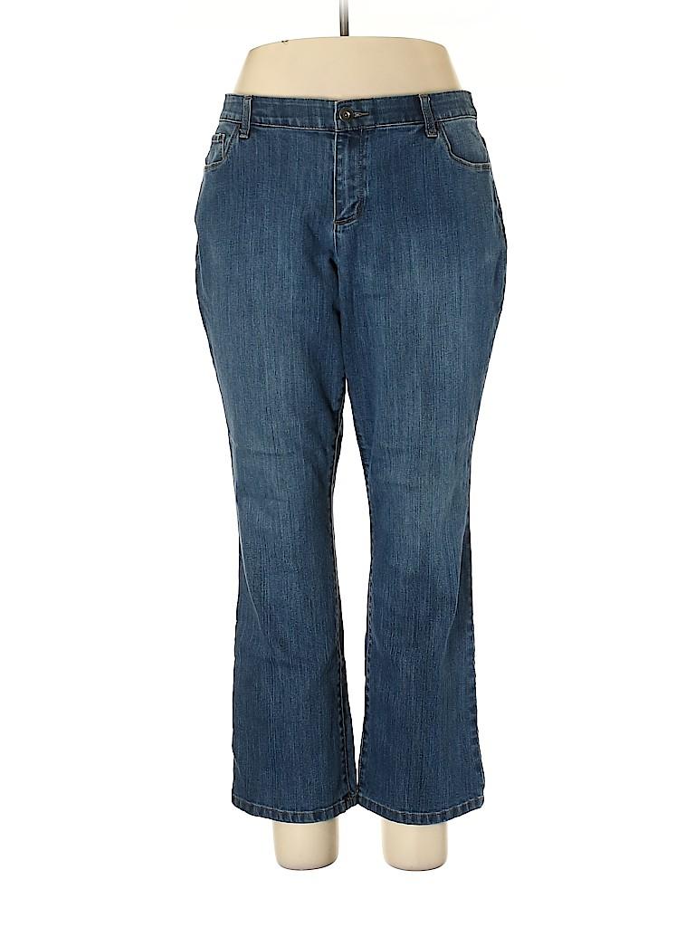 Cj Banks Women Jeans Size 16W