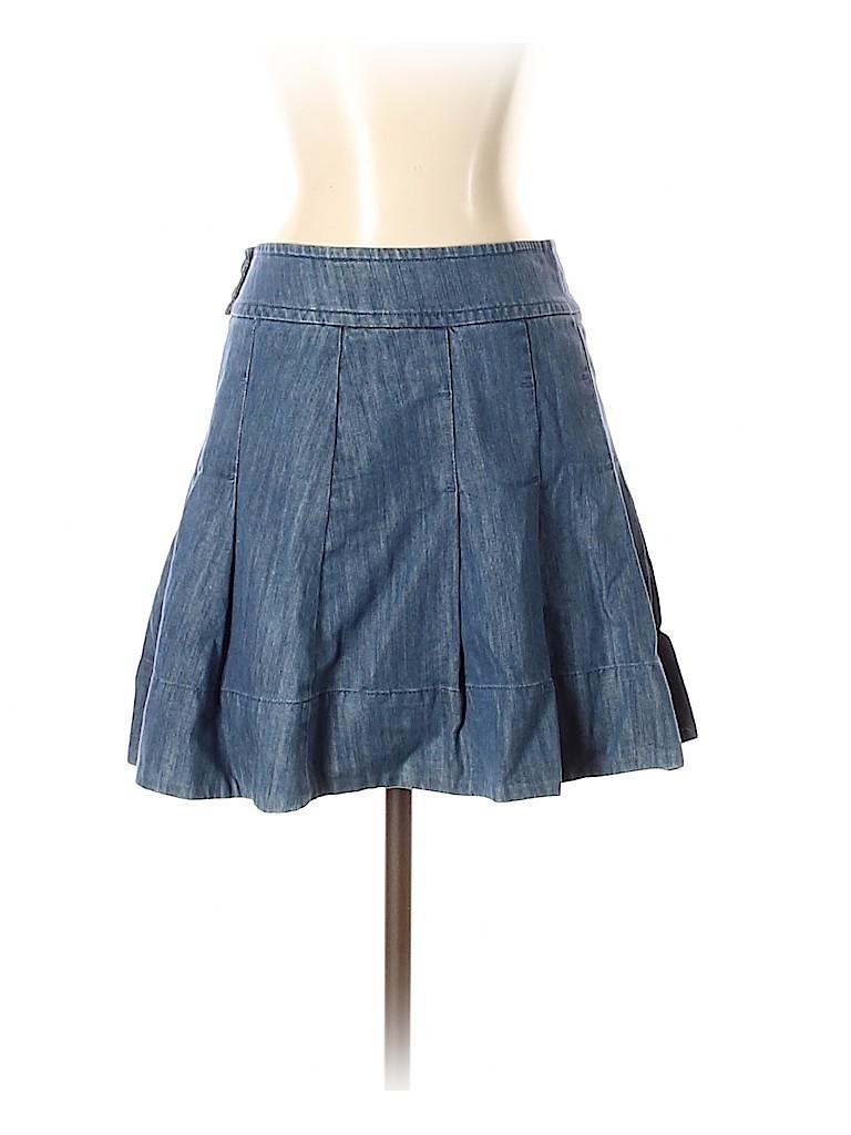 H&M Women Denim Skirt Size 4