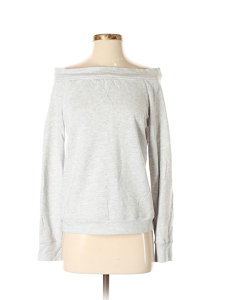Treasure & Bond Women Sweatshirt Size S